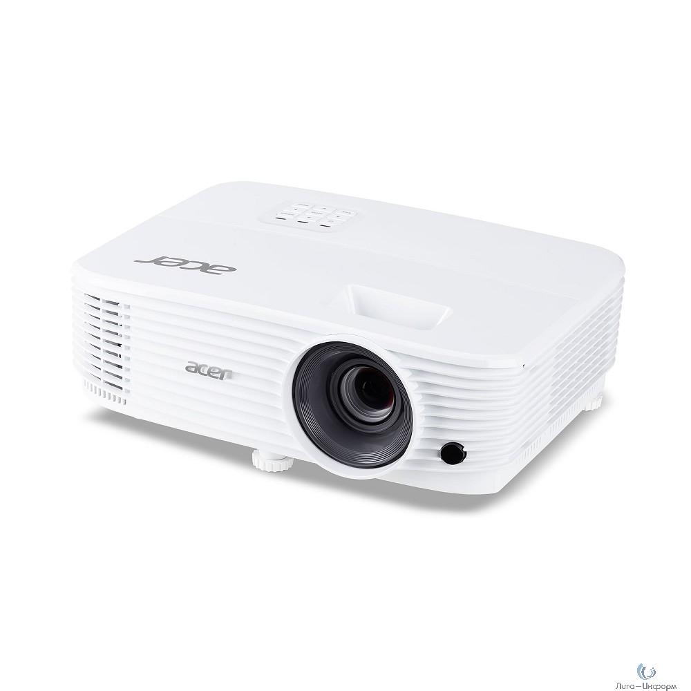 Acer P1350W [MR.JPM11.001] {DLP 3D, WXGA, 3700Lm, 20000/1, 2xHDMI RJ-45 Bag, 2.25kg}