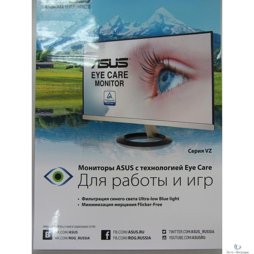 Плакат А3 ASUS мониторы