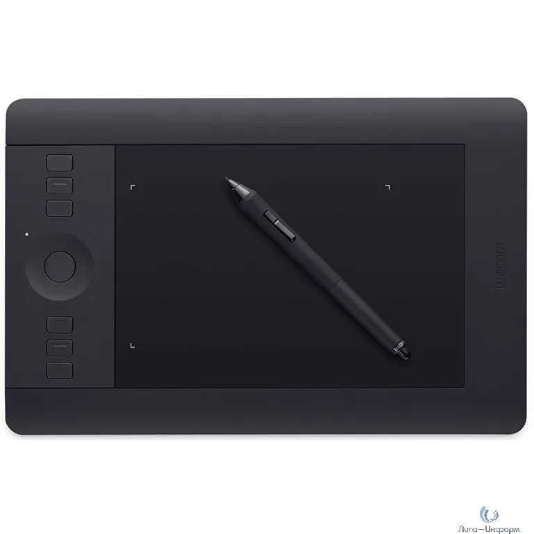 Wacom Intuos Pro M (Medium) + OEM Corel Painter2018 [PTH-660-R#PAINTER2018]