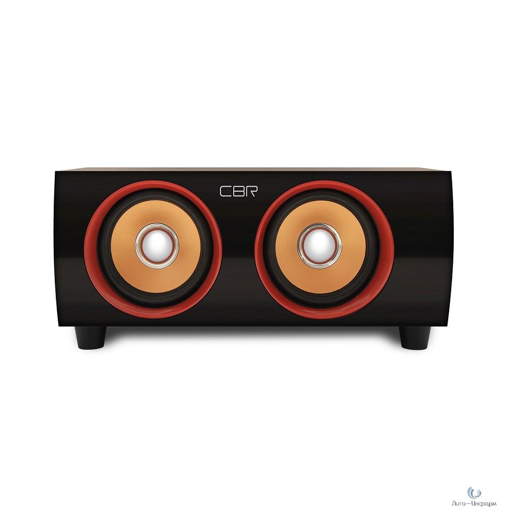 CBR CMS 599 wooden {коричневый, 2x3BT, 90-20000МГЦ, 60ДБ }