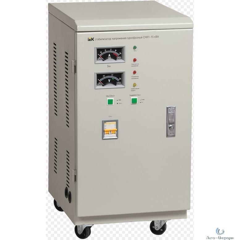 Iek IVS10-1-07000 Стабилизатор напряжения СНИ1-7 кВА однофазный ИЭК