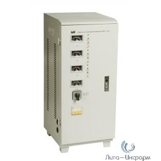 Iek IVS10-3-07500 Стабилизатор напряжения СНИ3-7,5 кВА трехфазный ИЭК