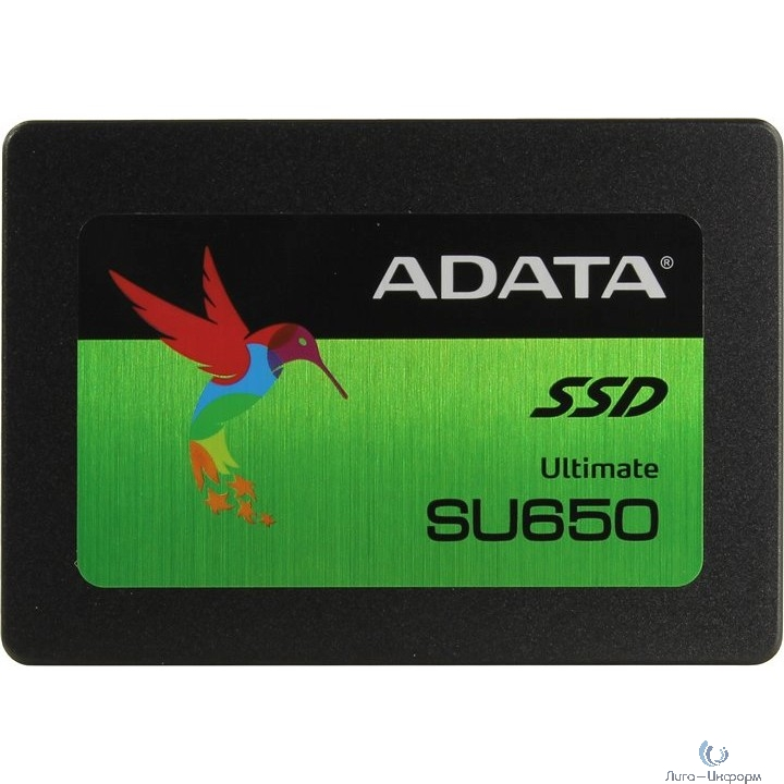A-DATA SSD 120GB SU650 ASU650SS-120GT-C {SATA3.0}