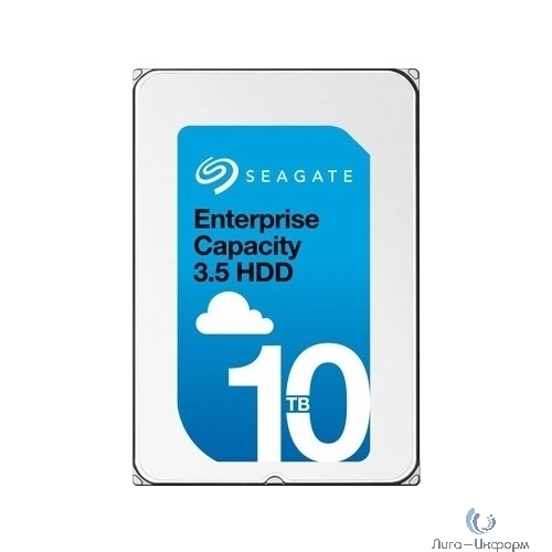 "10TB Seagate Enterprise Capacity 3.5 HDD (ST10000NM0086) {SATA 6Gb/s, 7200 rpm, 256mb buffer, 3.5""}"