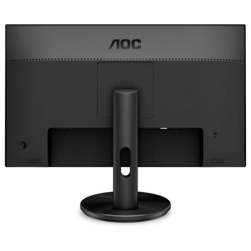 "LCD AOC 24.5"" G2590VXQ черный/<wbr>красный TN+film FreeSync 1920x1080@75Hz 1ms 16:9 170°/<wbr>160° 250cd Frameless D-Sub DisplayPort1.2 HDMI (V1.4)x2 2Wx2"