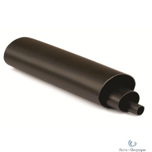 Dkc 2CRTA12 Термоусаживаемая толстостенная трубка 12/3 мм c клеевым составом (10 метров)