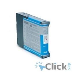 EPSON C13T543200 Epson картридж к St.Pro 7600/9600 (голубой)