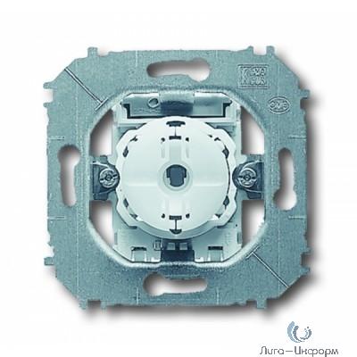 ABB 1012-0-2111 Механизм 2-клавишного выключателя 10А 250В, серия impuls