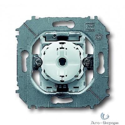 ABB 1012-0-1671 Механизм 2-клавишного переключателя 10А 250В, серия impuls
