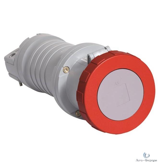 ABB 2CMA166906R1000 Розетка кабельная 463C6W, 63А, 3P+N+E, IP67, 6ч
