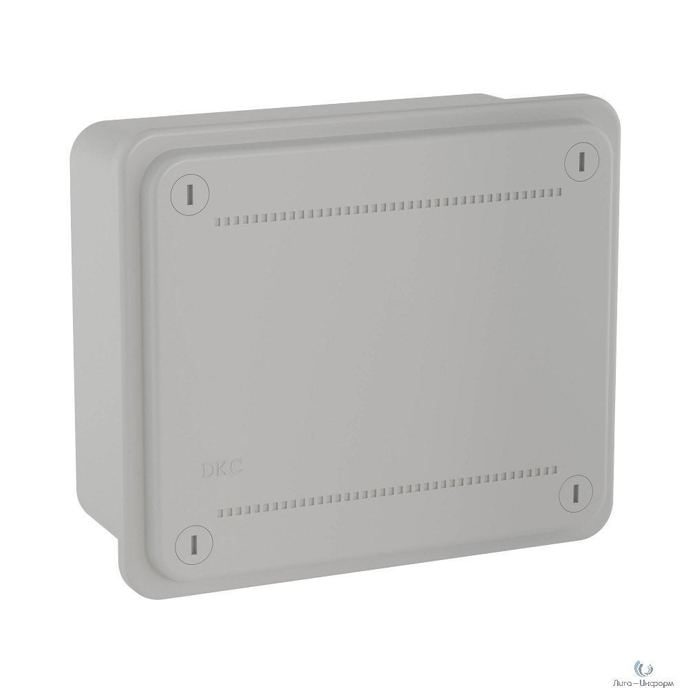 Dkc 53910 Коробка ответвит. с гладкими стенками, IP56, 120 х 80 х 50мм