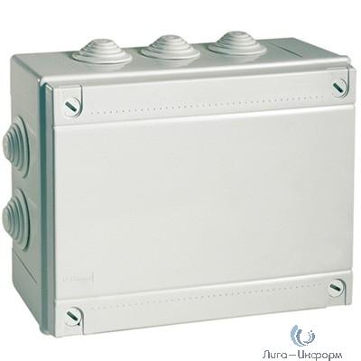 Dkc 54100 Коробка ответвит. с кабельными вводами, IP55, 190 х 140 х 70мм