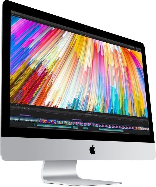 """Apple iMac (Z0TR007JR) 27"""" Retina 5K (5120x2880) i7 4.2GHz (TB 4.5GHz)/<wbr>32GB/<wbr>512GB SSD/<wbr>Radeon Pro 580 8GB (Mid 2017)"""