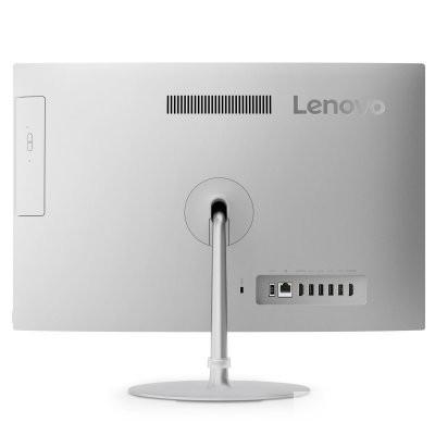 """Lenovo IdeaCentre 520-24ICB [F0DJ002CRK] silver 23.8"""" FHD i5-8400T/<wbr>8Gb/<wbr>1Tb/<wbr>DVDRW/<wbr>DOS/<wbr>k+m"""