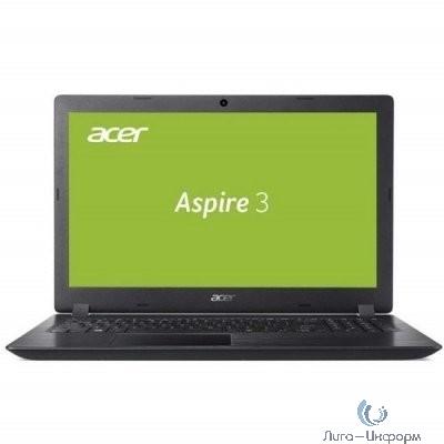 """Acer Aspire A315-21-434Z [NX.GNVER.039] black 15.6"""" {HD A4 9125/4Gb/128Gb SSD/W10}"""