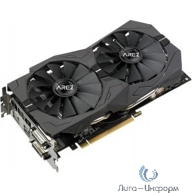 ASUS AREZ-STRIX-RX570-O4G-GAMING RTL {RX 570 Arez Strix OC Gaming, PCI Express, 4GB, GDDR5, 256bit, 2xDVI+HDMI+DP}
