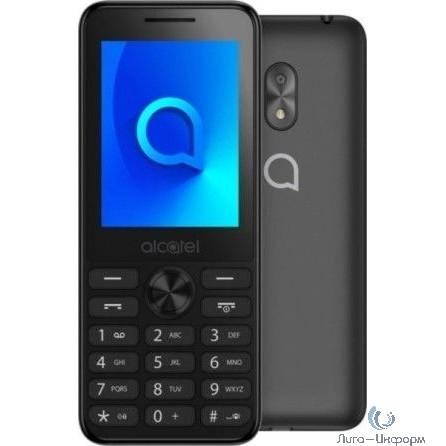 """Alcatel 2003D Dark Grey  2Sim 2.4"""" TFT 240x320 1.3Mpix BT"""