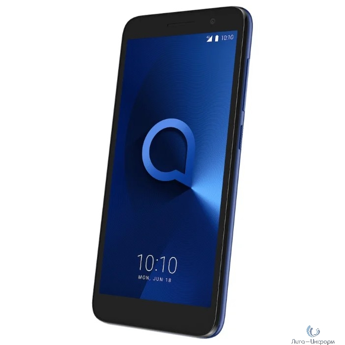 "Alcatel 1 (5033D) Metallic Blue 3G 4G 2Sim 5"" 480x960 And8.0 5Mpix 802.11bgn BT GPS"