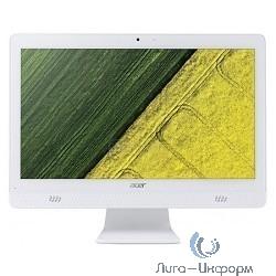 "Acer Aspire C20-820 [DQ.BC4ER.002] white 19.5"" {HD+ Cel J3060/4Gb/500Gb/W10/k+m}"