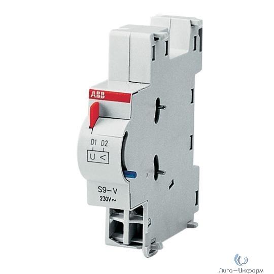 ABB 16056126 Реле миним.напряж. S9-V24CA