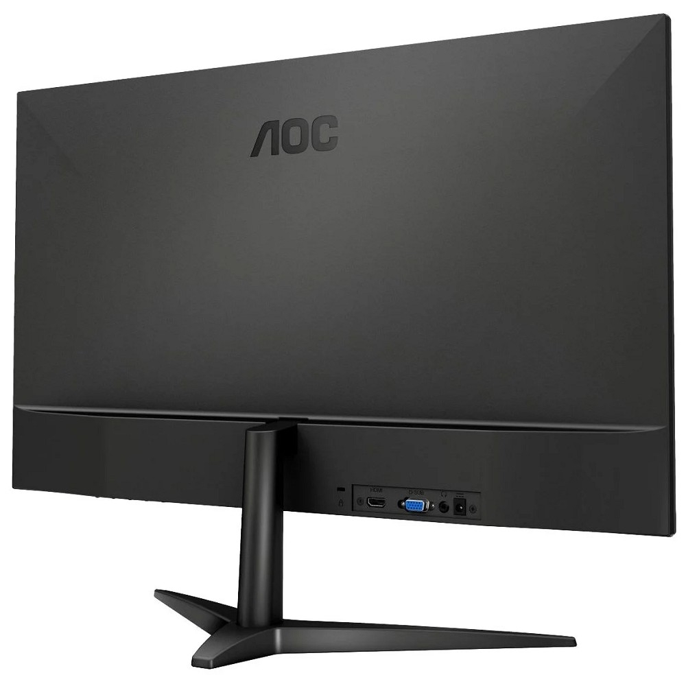 "LCD AOC 23.8"" 24B1XH черный IPS 1920x1080 8ms 178/<wbr>178 250cd 50M:1 HDMI (1.4)"
