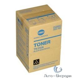 Konica minolta 4053503 Тонер-картридж TN310 желтый для Bizhub C350/C450