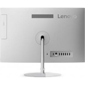 """Lenovo IdeaCentre 520-22IKU [F0D500B8RK] silver 21.5"""" FHD i5-8250U/<wbr>4Gb/<wbr>1Tb/<wbr>DVDRW/<wbr>DOS/<wbr>k+m"""
