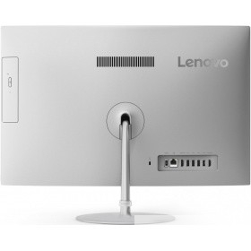 """Lenovo IdeaCentre 520-24IKU [F0D200DARK] silver 23.8"""" FHD i3-6006U/<wbr>4Gb/<wbr>1Tb+128Gb SSD/<wbr>DVDRW/<wbr>DOS/<wbr>k+m"""
