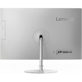 """Lenovo IdeaCentre 520-27ICB [F0DE004URK] silver 27"""" WQHD i7-8700T/<wbr>8Gb/<wbr>1Tb/<wbr>AMD550 4Gb/<wbr>DVDRW/<wbr>W10/<wbr>k+m"""