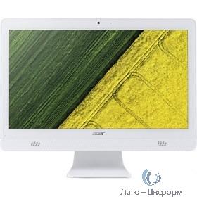 "Acer Aspire C20-820 [DQ.BC6ER.004] white 19.5"" {HD+ Pen J3710/4Gb/500Gb/DOS}"