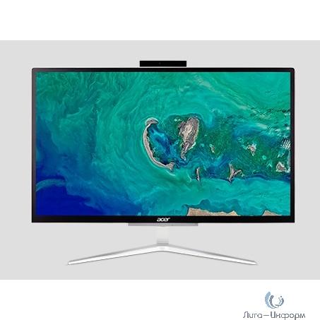 "Acer Aspire C22-820 [DQ.BCKER.001] silver black 21.5"" {FHD Cel J4005/4Gb/1Tb/Linux/k+m}"
