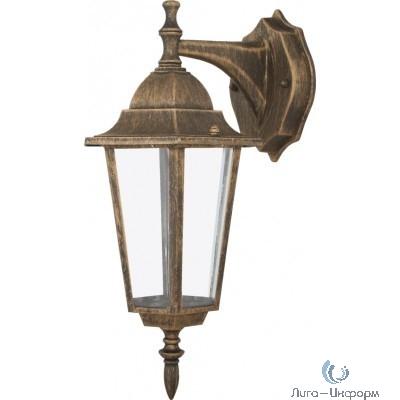 Camelion 4102  С28 (Бронза) Светильник улично-садовый 230В 60Ватт