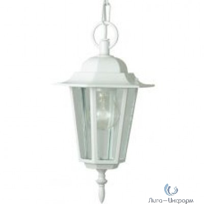 Camelion 4105  С01 (Белый) Светильник улично-садовый 230В 60Ватт