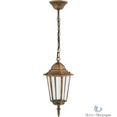 Camelion 4105  С28 (Бронза) Светильник улично-садовый 230В 60Ватт