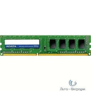 A-Data DDR4 DIMM 8GB AD4U240038G17-S PC4-19200, 2400MHz