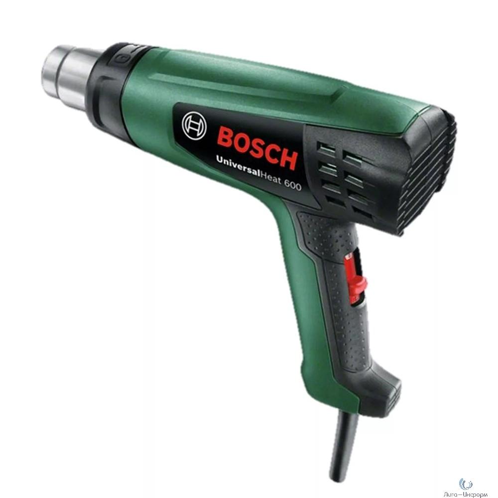 Bosch UniversalHeat 600 Технический фен [06032A6120] { Мощность/напряжение: 1800 Ватт , вес: 0,8 кг, температура: 50 / 400 / 600 оС, поток воздуха: 250 / 350 / 500 л/мин }