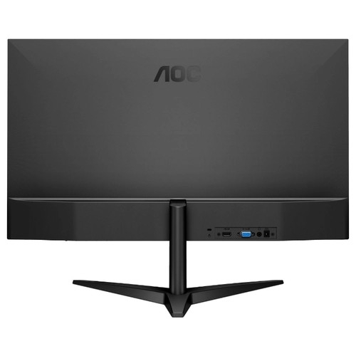 "LCD AOC 23.6"" 24B1H черный MVA 1920x1080 5ms 178/<wbr>178 250cd 50M:1 HDMI D-Sub AudioOut"
