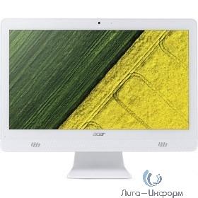 "Acer Aspire C20-820 [DQ.BC6ER.006] white 19.5"" {HD+ Pen J3710/4Gb/1Tb/DVDRW/W10/k+m}"