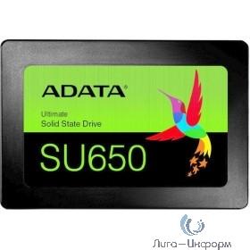 A-DATA SSD 120GB SU650 ASU650SS-120GT-R {SATA3.0}