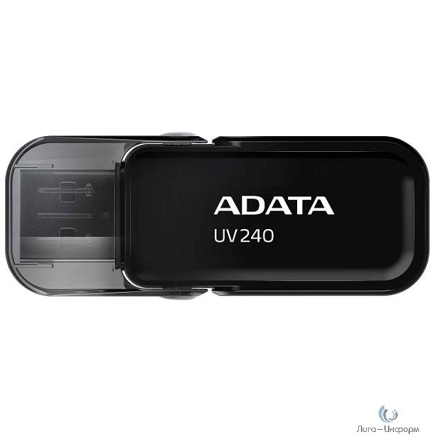 A-DATA Flash Drive 32Gb UV240 AUV240-32G-RBK {USB2.0, Black}