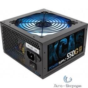 Aerocool 550W RTL KCAS-550G RGB ATX V2.3(20/24+4/8+6/8pin, d140mm) ret 80+Gold
