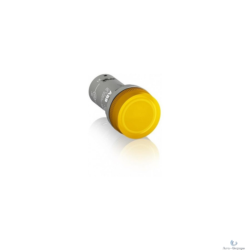 ABB 1SFA619403R5013 Лампа CL2-501Y желтая со встроенным светодиодом 12В DC