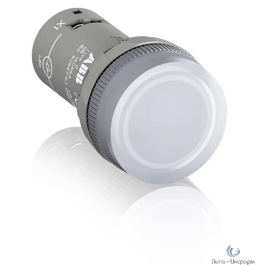ABB 1SFA619403R5028 Лампа CL2-502C белая со встроенным светодиодом 24В AC/DC