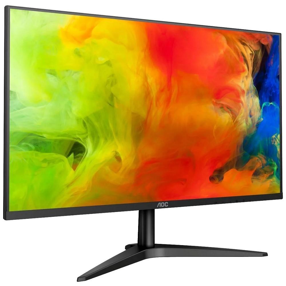 """LCD AOC 27"""" 27B1H черный  IPS 1920x1080 5ms 178°/<wbr>178° 250 cd/<wbr>m  1000:1 (DCR 50M:1) D-Sub HDMI AudioOut"""