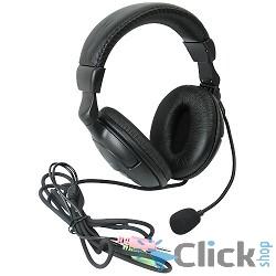 Defender HN-898 Гарнитура стерео, регулят. громк., 3м кабель [63898]