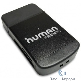 USB 2.0 Card reader CBR Human Friends Speed Rate Multi Black