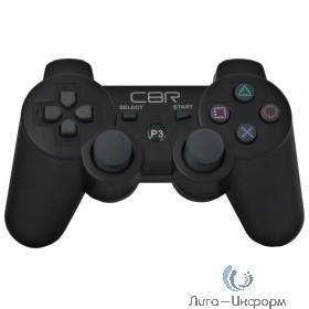 CBR CBG 930 {Игровой манипулятор для PS3, беспроводной, 2 вибро мотора, Bluetooth}