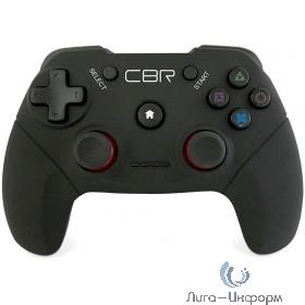 CBR CBG 956 Игровой манипулятор для PC/PS3/Android, беспроводной, 2 вибро мотора, USB