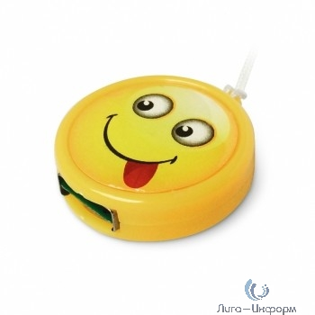 """USB 2.0 Card reader CBR Human Friends Speed Rate """"Smile"""" All-in-one, микро, T-flash, Micro SD, USB 2.0, CR Smile"""
