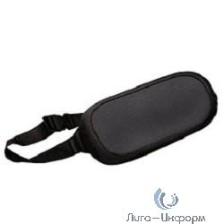 Fellowes® I-Spire Series™, Поддерживающая  подушка для поясницы, черная, шт